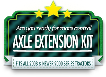 ERA Axle Extension Kit